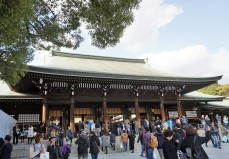 Meiji Shrine 7