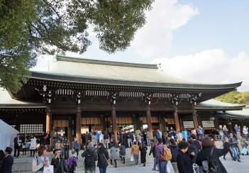Meiji Shrine 7