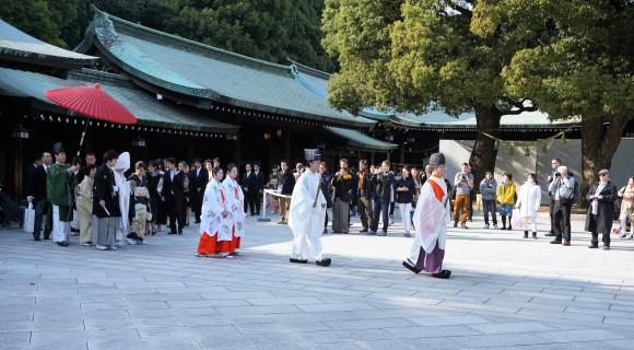 Meiji Shrine 8