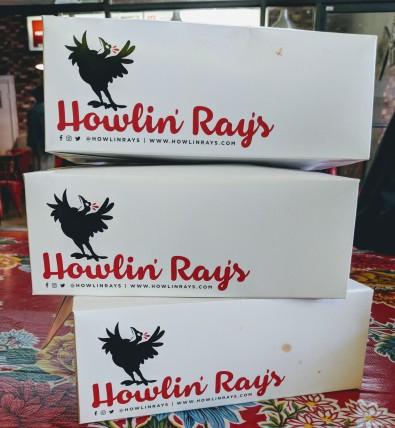 Howlin' Ray's Nashville Hot Chicken