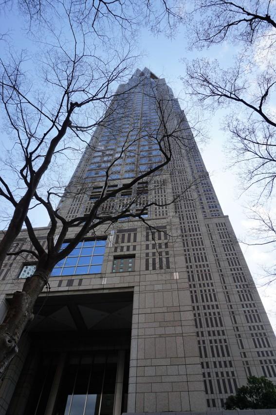 Tokyo Metropolitan Government Building 2