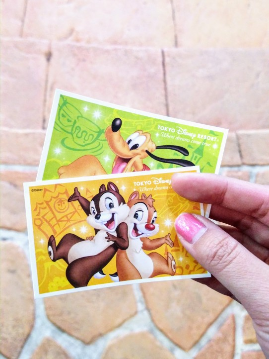 Tokyo Disneyland and DisneySea