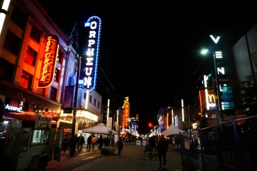 Granville Entertainment District