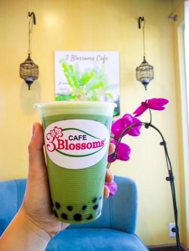 Cafe Blossoms