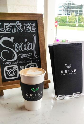Honey Lavender at KRISP Fresh Living