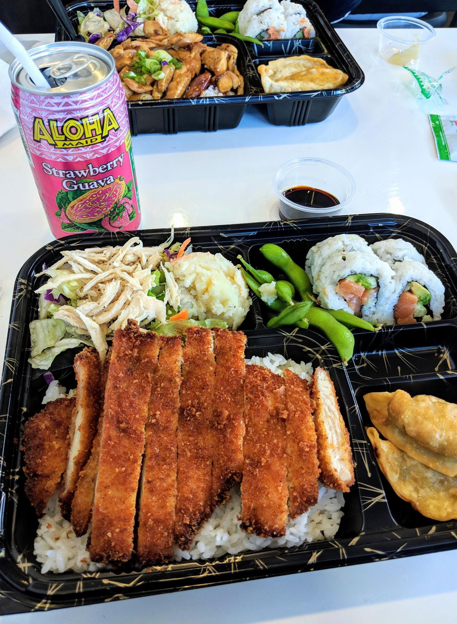 Roll It Sushi & Teriyaki