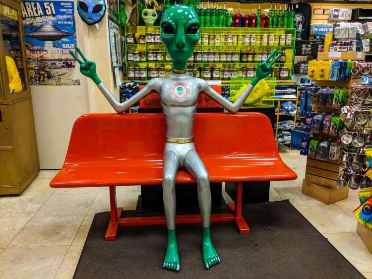 Alien Jerky