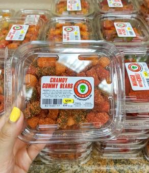 Chamoy Gummy Bears